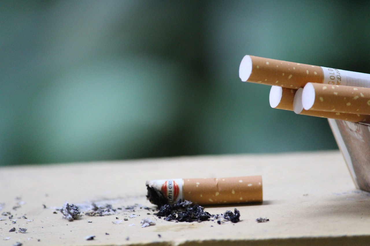 Pictorial cigarette warnings encourage quitting